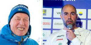 Wolfgang Pichler och Rikard Grip är den nya duon som ska leda Sverige till nya framgångar. Bild: Jessica Gow & Mats Andersson/TT
