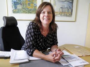 Karin Jonsson blir nytt kommunalråd för Centerpartiet i Krokom. Foto: Magnus Jarefors/arkiv