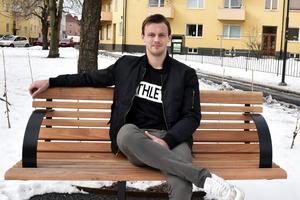 Max Watson har återvänt till Jönköping och J-Södra efter två år i Borås och Norrby.