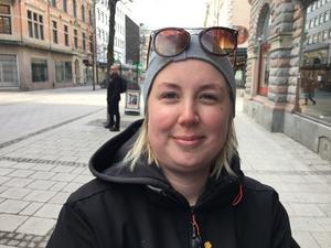 Elin Lindström.