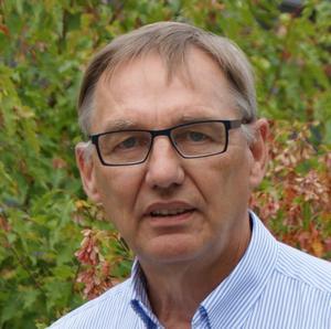 Göran Karlsson (M), ingenjör, Enhörna, 63 år (NY). Foto: Moderaterna
