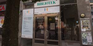 Vidar vårdcentral ligger i Järna centrum. Hur länge verksamheten fortsätter avgörs av konkursförvaltaren.