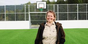 Ylva Eliasson sitter i Edsele AIKs styrelse.