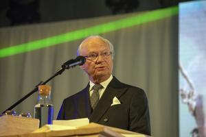 Kungen inviger Östrands åttamiljarderssatsning.