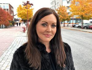 Linda Assergård, 40 år, vd och allt-i-allo, Sundsvall: