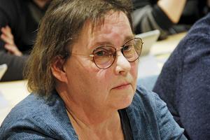 Karin Jansson, MP.