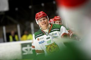 Erlend Lesund kvitterade till 2–2 och gjorde 3–2 till Mora på egen hand.