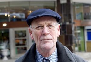 Stig Thörn. Arkivfoto: Magnus Grimstedt
