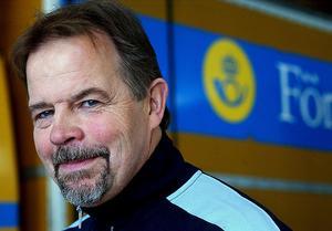 Lennart Berggren är bekymrad över signalerna om att multisportanläggningen kanske inte får de pengar kommunen ansökt om.