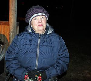 Anna-Lisa Johansson har varit med och firat ut julen som ordförande i Grycksbo Gille i 25 år.