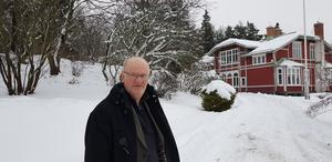 Göran Pettersson är orolig över Saltskog gårds framtid.