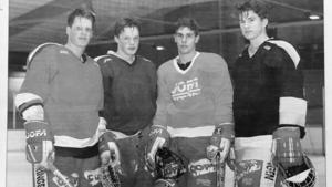 ÖA för 25 år sedan: Fyra Modo-juniorer på väg till EM – och årets isgala i Kempis en fullträff
