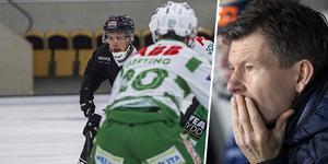 I lördagens match testades Erik Säfström som mittfältare – ett test som verkar kunna bli permanent, enligt tränaren Joakim Forslund.
