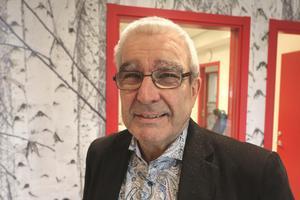 Sören Skårsjö är vd för Lekebergsbostäder. Arkivbild.