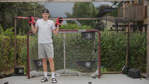 Drömmen om NHL går via Växjö