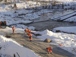 Carl Piper förvånas över centerledaren Annie Lööfs uttalanden om gruvdrift. Redan under pågående gruvdrift kan katastrofen vara framme, vilket den finska Talvivaaragruvan är ett aktuellt exempel på, menar han.
