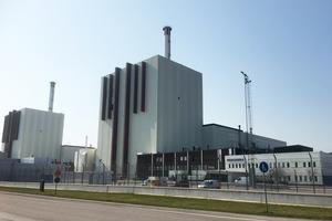 Kärnkraftverket Forsmark.