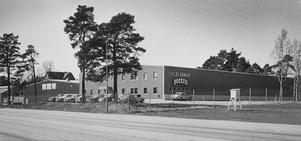 Bockens bryggeri fick Gävle som huvudort när man köpte Gefle förenade bryggerier 1959. De höll till vid Gustafsbro fram till 1978. Foto: Gun Wigh.