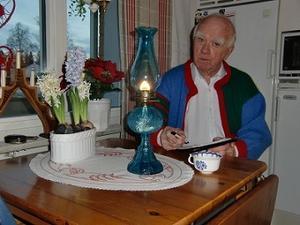 Gunnar Fredriksson. Bild: Privat