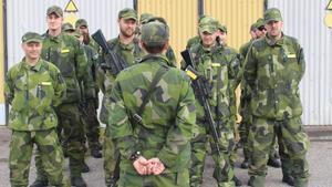 Lena Asplund (M) ställer sig positiv till en framtida militär etablering i Sollefteå. Foto: Arkiv