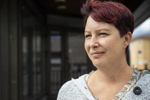 Emelie Björklund tycker att alla som kan borde cykla i jobbet.