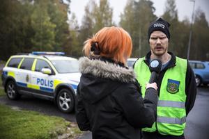 Patrik Wikström från Missing People ser gärna att fler ansluter i sökandet.