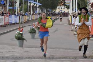Alexandra Morozova vann Ultravasan 90 ohotat.