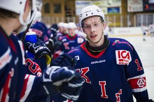 Anton Backlund blev en av Kovlands målskyttar.