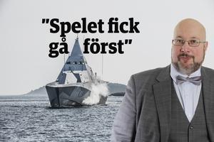Det här är en ledartext av Patrik Oksanen, som skriver om försvar och säkerhetspolitik för flera av MittMedias liberala och centerpartistiska tidningar. Oksanen är politisk redaktör på Hudiksvalls Tidning.