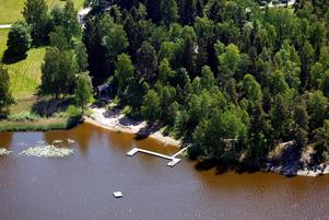 Mungasjön.Foto: Peter Krüger