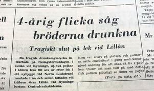 Ur NA den 30 mars 1946. Dagen efter olyckan.