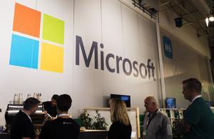 Microsoft vill expandera på marknaden för molntjänster.