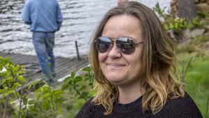 Catarina Enlund var rätt säker på att det inte är sista gången hon kommer kika på tävlingen.