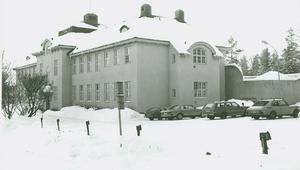I mitten av 1980-talet var Fasta paviljongen ännu i bruk.Bild: Mentalvårdsmuseet