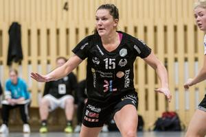 Maja Allgulander gjorde 10 av Strands 22 mål.