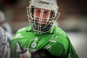 Henrik Kjellsson har imponerat mellan stolparna på försäsongen.