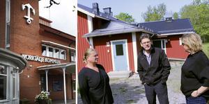 Foto: Måna J Roos och Richard Grandin