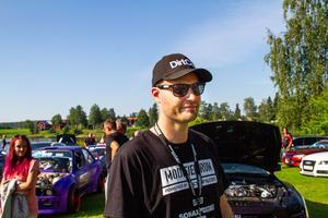 Daniel Serenus var med och grundade Modified run.