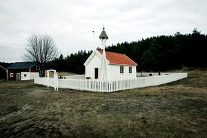 Trysunda kapell. Foto: Jennie Johansson/Arkiv