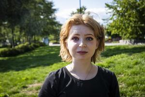 Vera Ördell, 17, elev, Sundsvall.