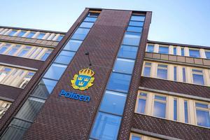 Utöver polisen från polismyndigheten i Sundsvall närvarade Säpo vid mötet.