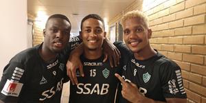 Christian Kouakou gjorde mål, Jonathan Morsay såväl nätade som assisterade och Seth Kanteh Hellberg spelade fram när Brage slog Öster.