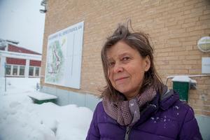 Eva Claesson, förskolechef i Härnösands kommun.