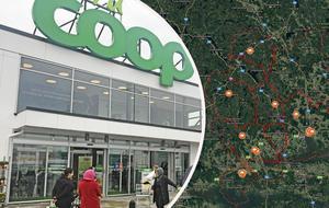 Stora Coop på Pilgatan i Västerås var den billigaste butiken i Västmanland i årets jämförelse, som främst fokuserade på små och mellanstora livsmedelsbutiker.