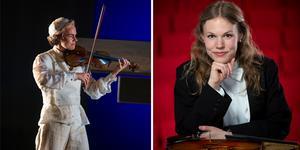 Isa Hammarsten från Alfta har folkmusiken i blodet men har utbildat sig till orkestermusiker. Nu arbetar hon som violinist i Jönköpings sinfonietta. I