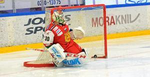 Dan Bakala släppte in fem mål i sin comeback i Mora.