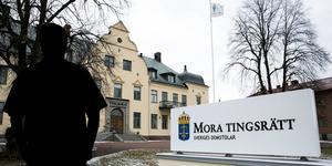 Domen mot Orsabon förkunnades på torsdagseftermiddagen i Mora tingsrätt.