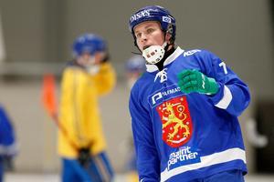 Eetu Peuhkuri återvänder till svensk bandy.