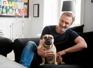 Fredrik Westin - nu ute med tredje diktsamlingen. Bild: Isabelle Palo