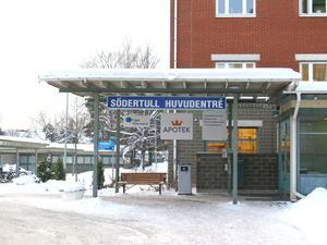 Hit till Södertulls sjukvårdshus är det meningen att ögonsjukvården i Gävle ska flyttas.